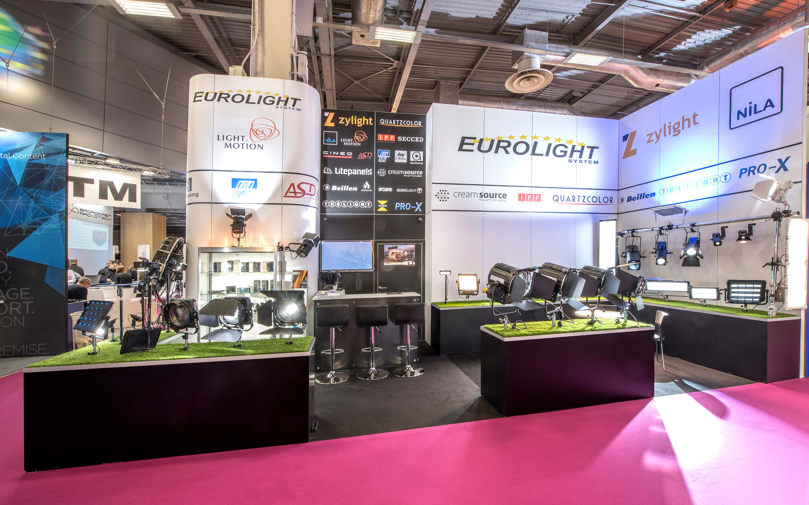 Eurolight - Salon Satis