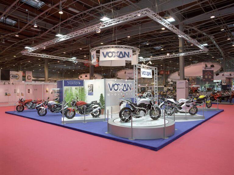 Stand Voxan Motos
