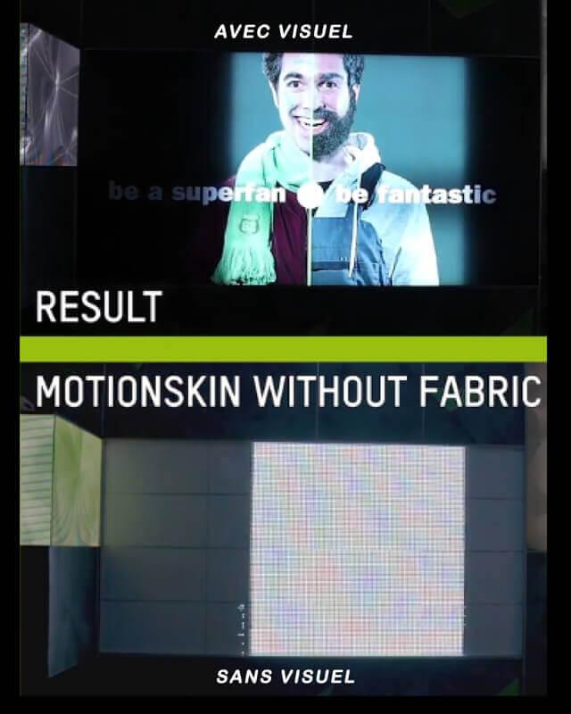 Motion Skin