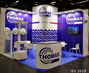 Merci à Thomas - French Dental Products pour la confiance accordée dans la conception et la réalisation de leur stand au salon IDS - International Dental Show de Cologne !