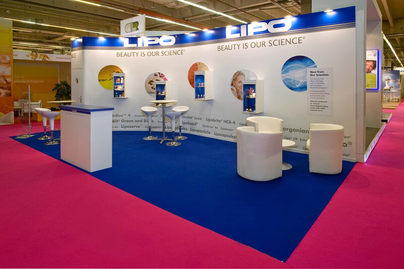 Stand Traditionnel Lipo