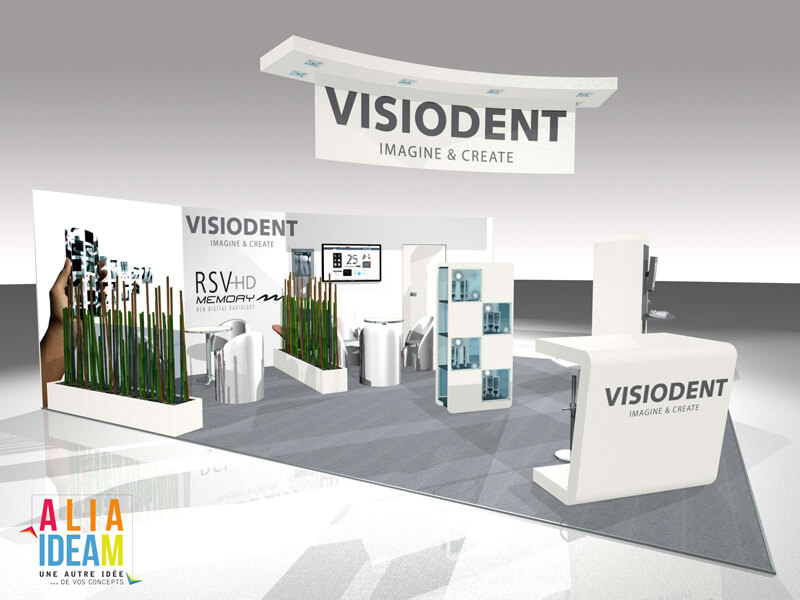 Stand Visiodent