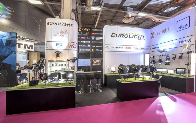 Stand Modulaire Eurolight