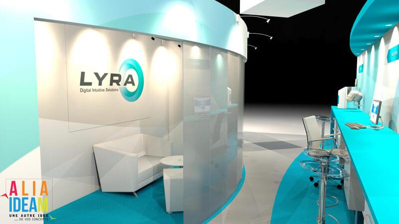 Stand Lyra