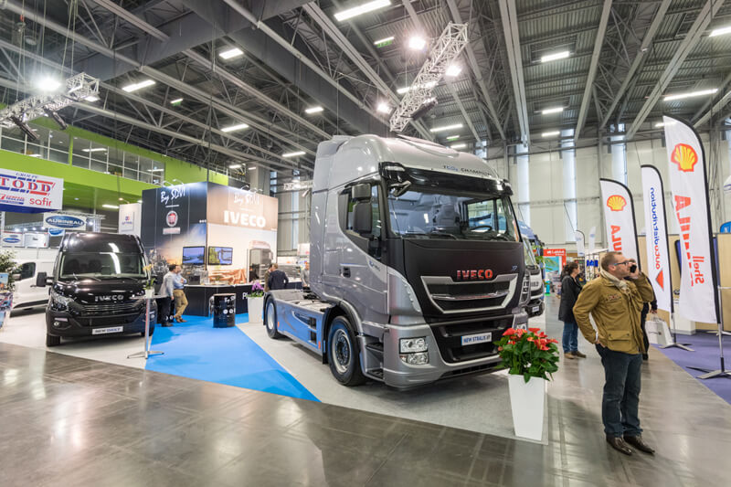 Stand Modulaire Iveco