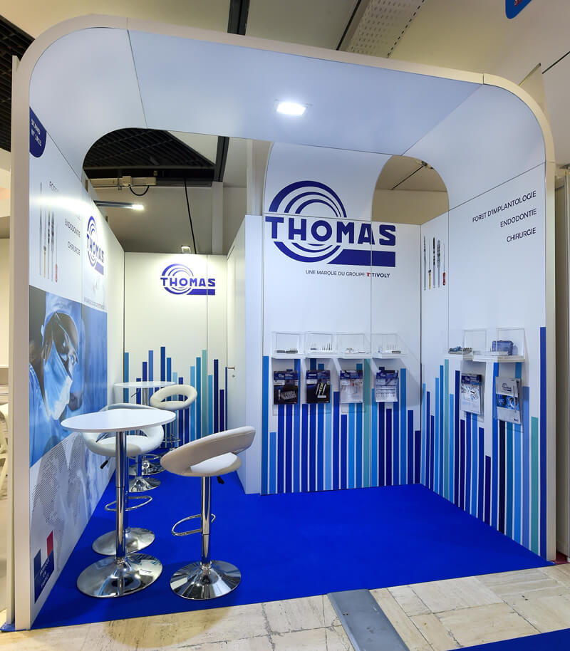 Stand Modulaire Thomas
