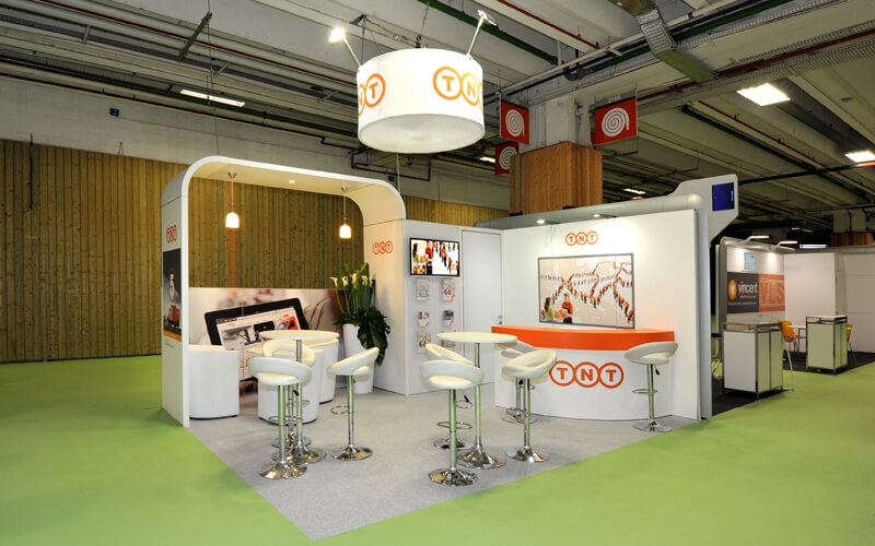 Stand Modulaire TNT