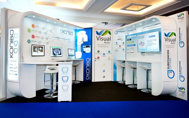 Stand Visual Activ'