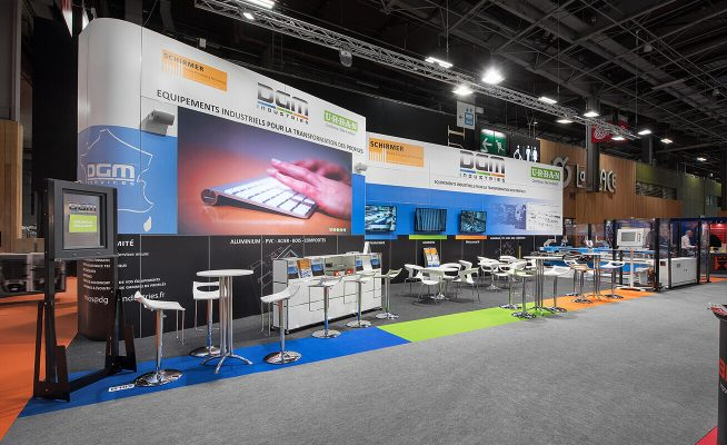 Stand DGM Industries