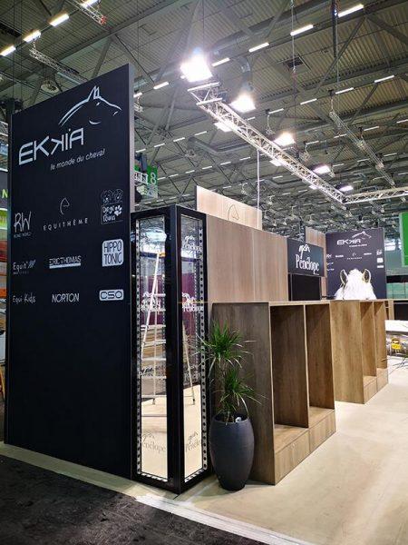 Stand Ekkia Salon SPOGA à Cologne