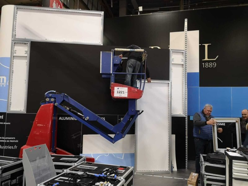Montage Stand DGM Industries